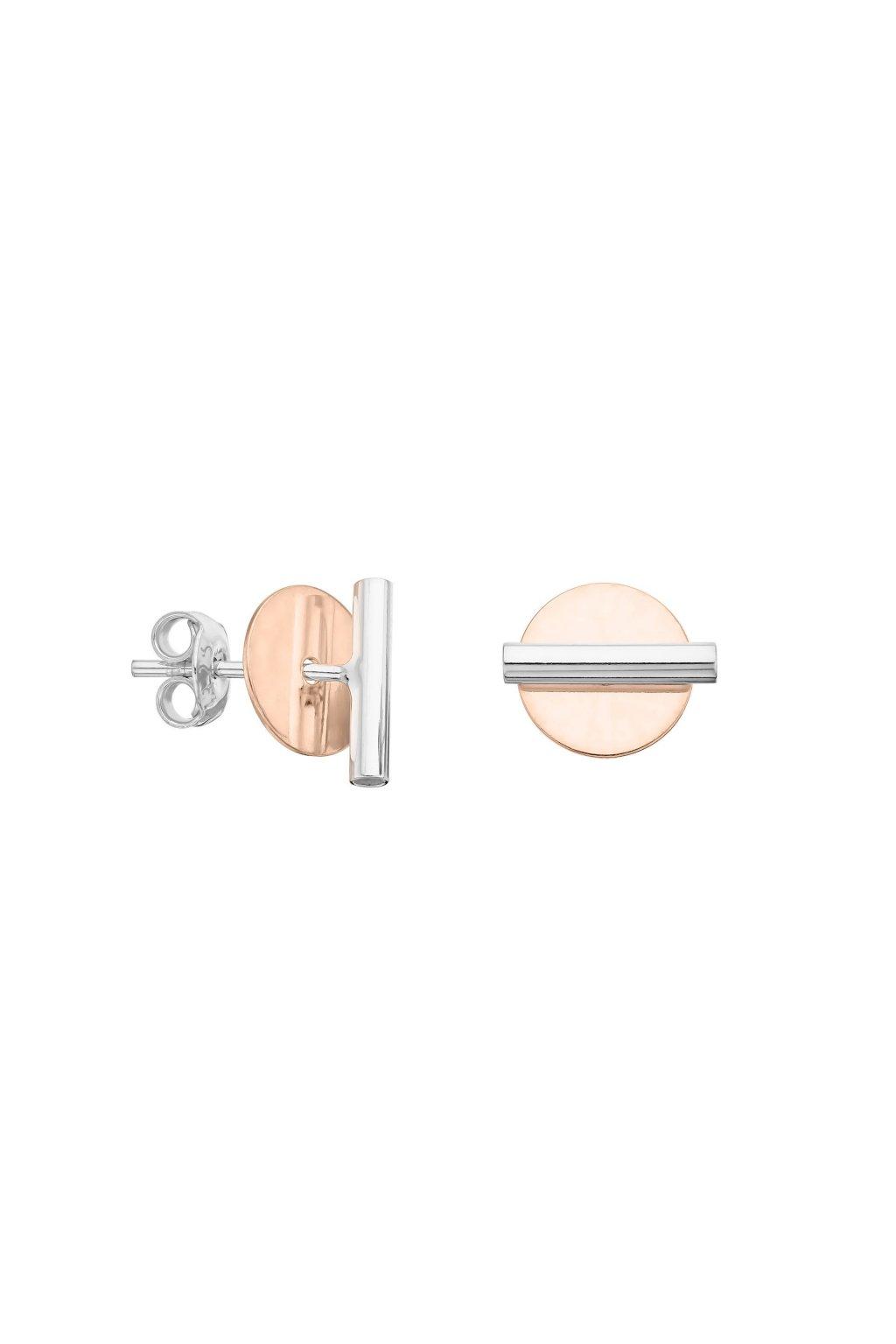 Basic Fusion earrings 1