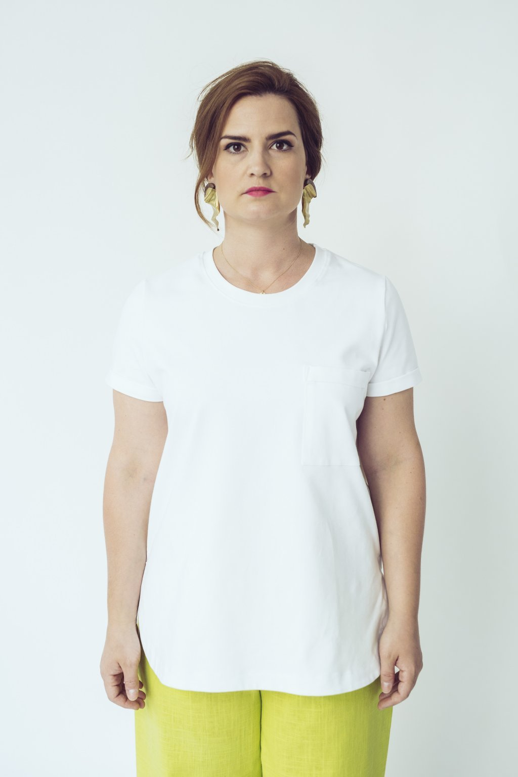 tričko drobne
