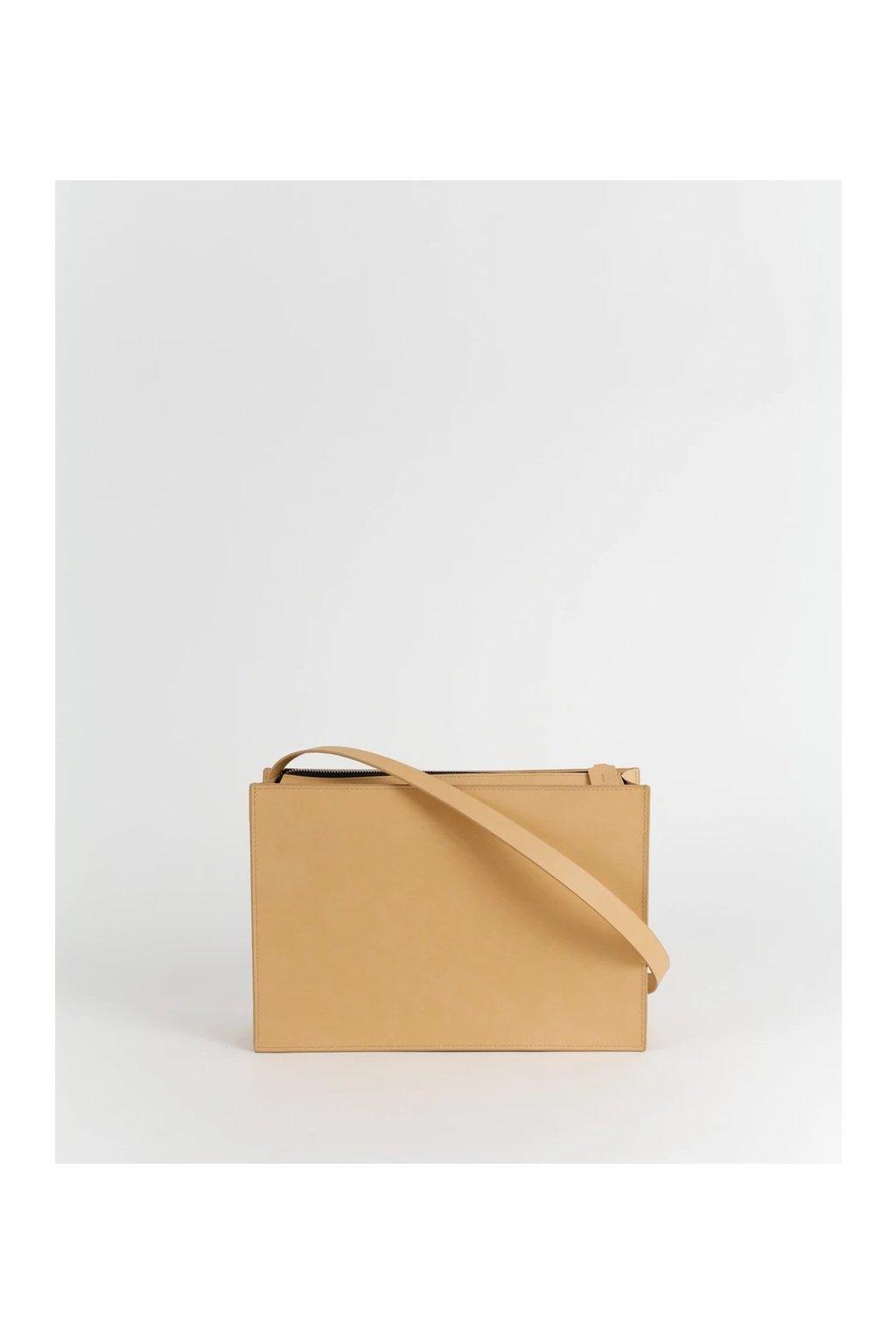 Josefa - kabelka z recyklovanej kože