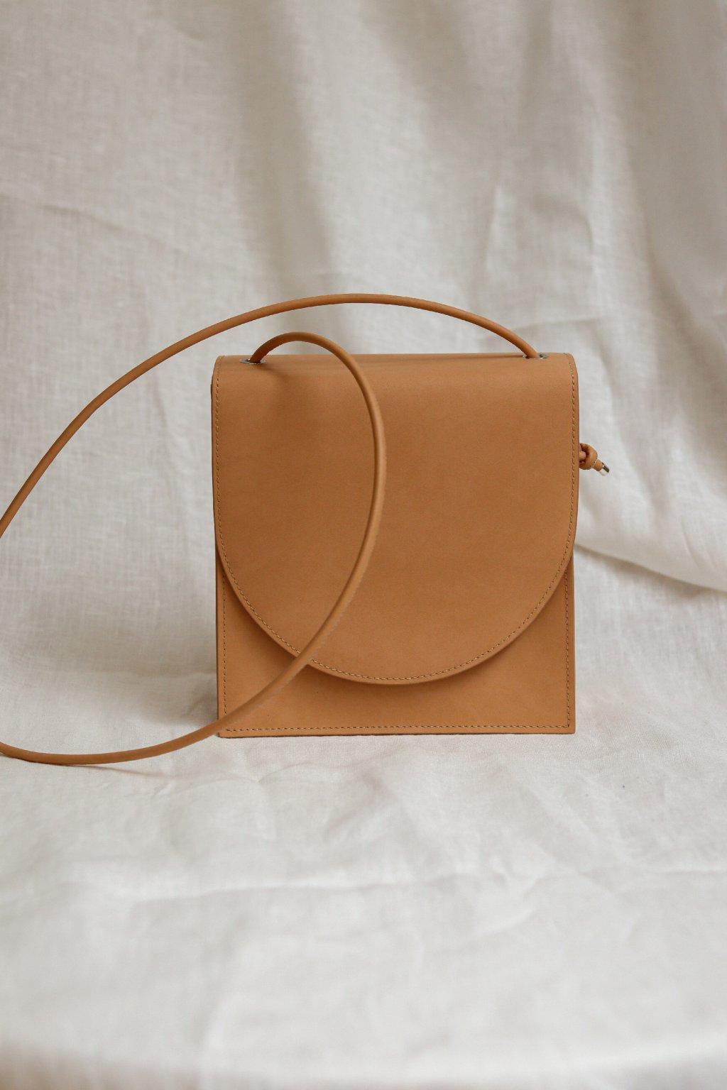 Doña Úrsula - kabelka z recyklovanej kože
