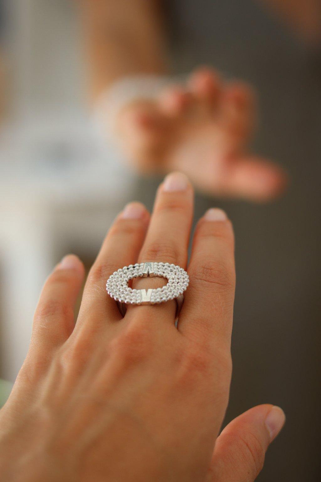 Vika Mayzel Jewelry - Kaia Ring