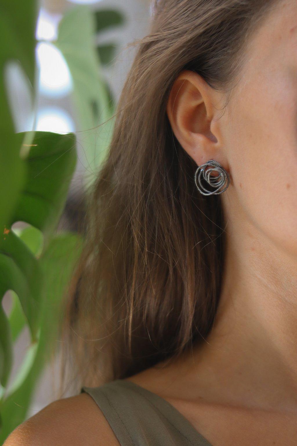 Vika Mayzel Jewelry - Tamar Earrings