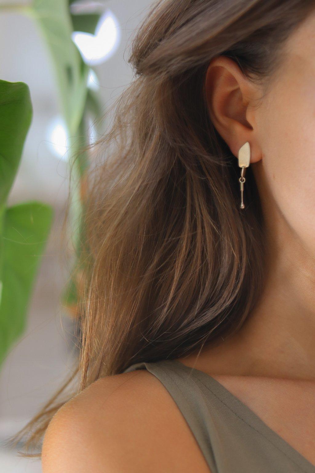Vika Mayzel Jewelry - Linda Earrings
