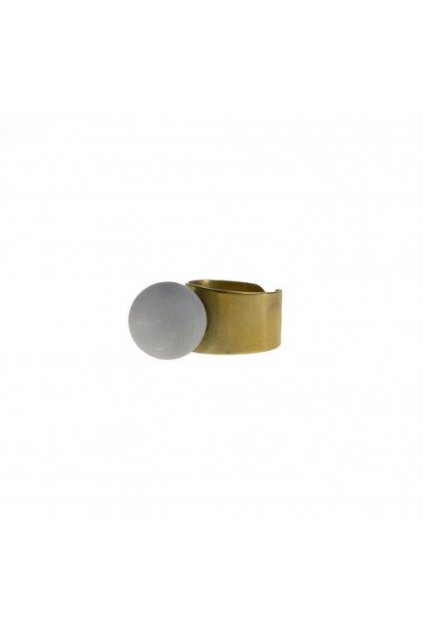 concrete ring BRASS