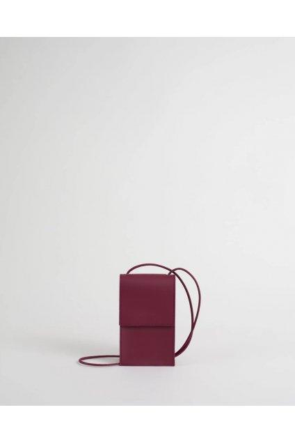 Paca - kabelka z recyklovanej kože