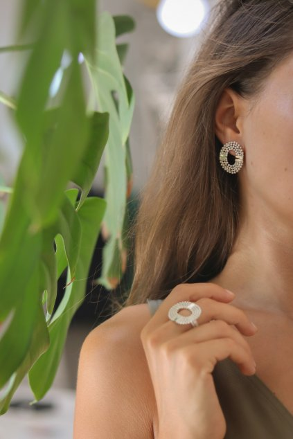 Vika Mayzel Jewelry - Kaia Earrings