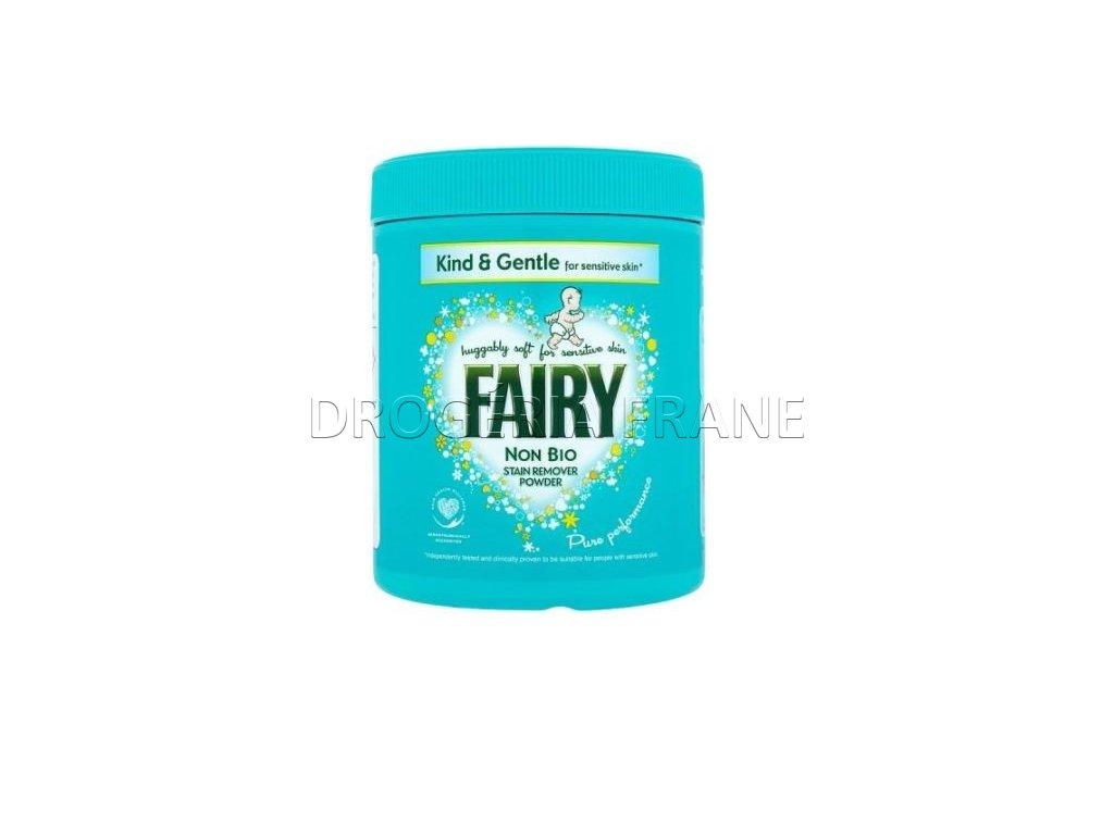 odstranovac skvrn fairy non bio 500 g