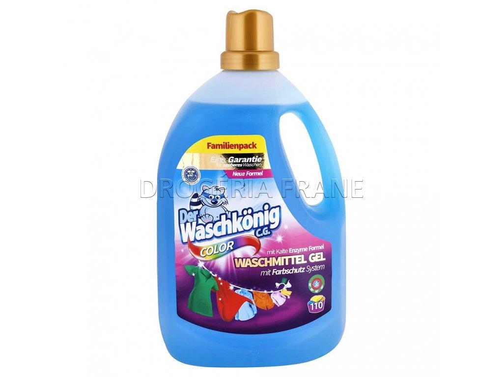 gel na pranie waschkoning color 3 305 l 100 prani