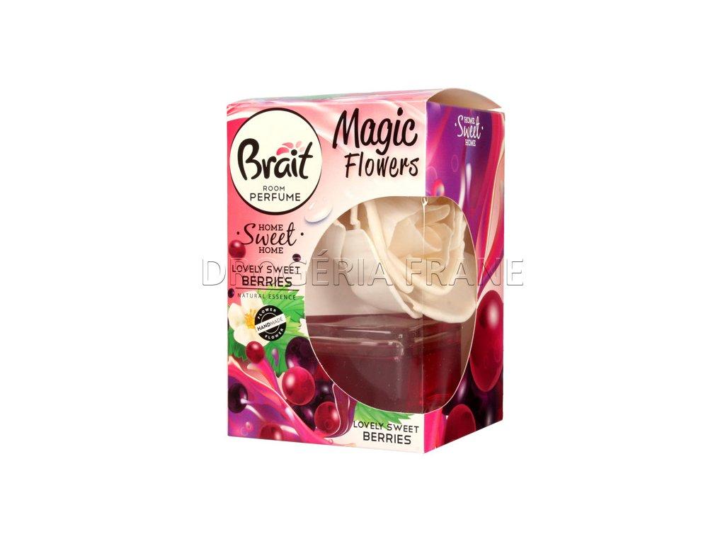 osviezovac vzduchu brait magic flowers berries difuzer 75 ml