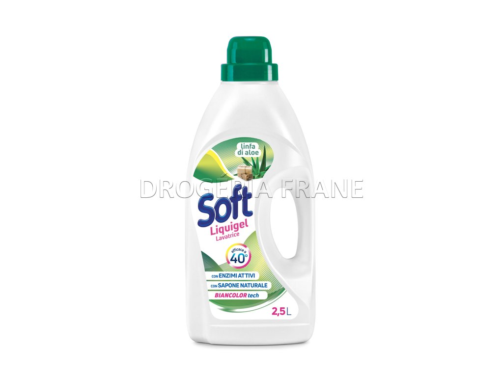 gel na pranie soft aloe vera 2 5 l 45 prani