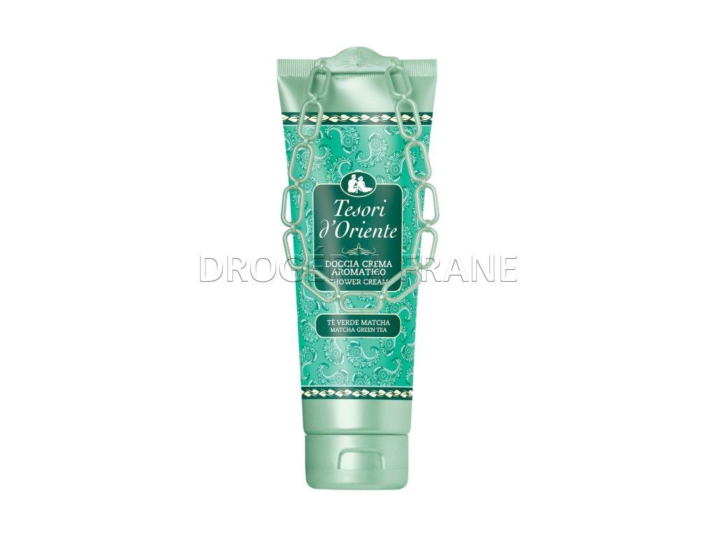 tesori d oriente damsky sprchovy gel zeleny caj matcha 250 ml