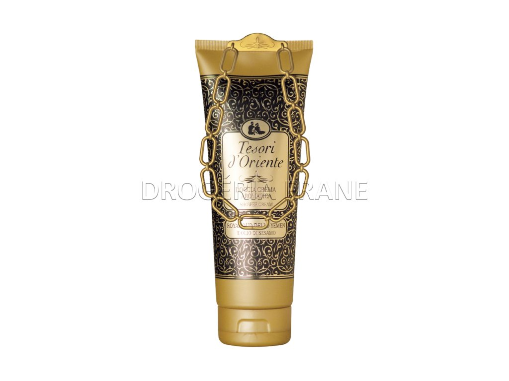tesori d oriente sprchovy krem royal oud z jemenu 250 ml