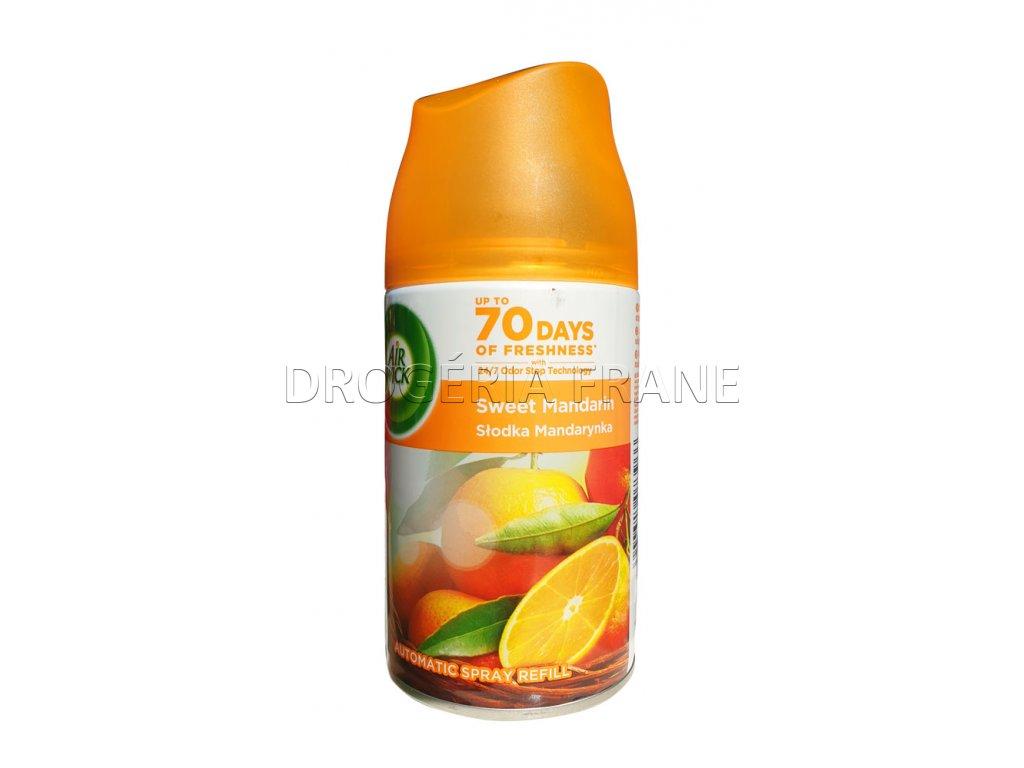 osviezovac vzduchu air wick sweet mandarin automatic sprej 250 ml