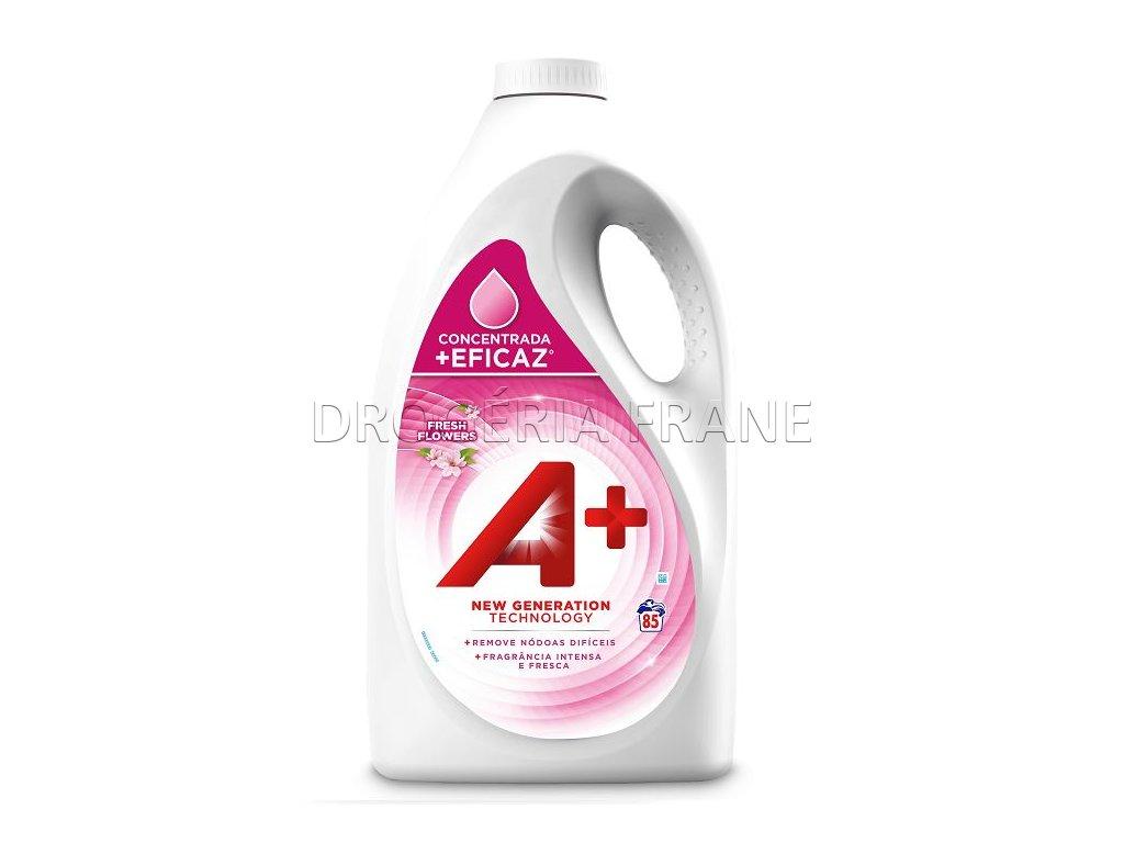 gel na pranie a fresh flowers 4 25 l 85 prani