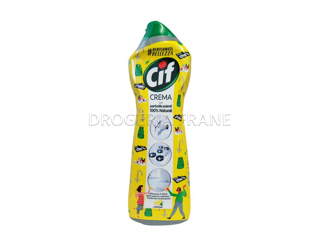 cif limone 750 ml