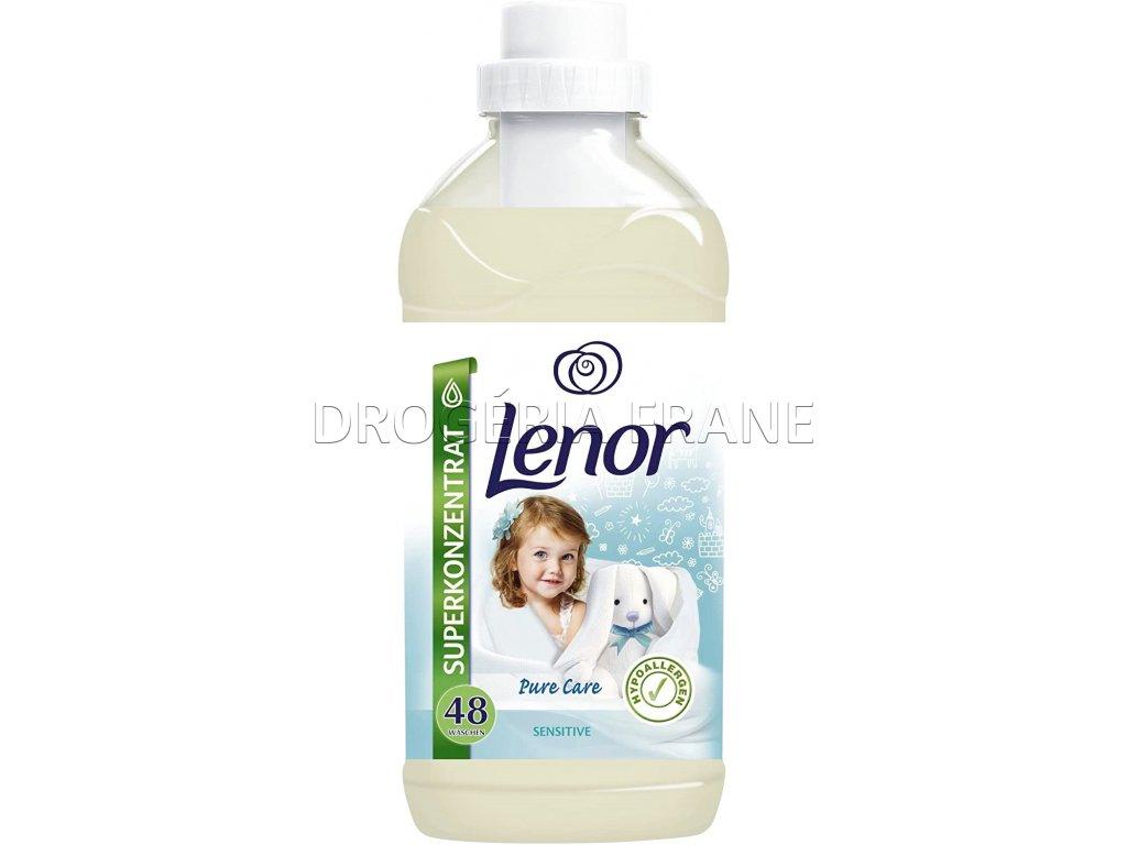 lenor sensitive pure care 48 prani