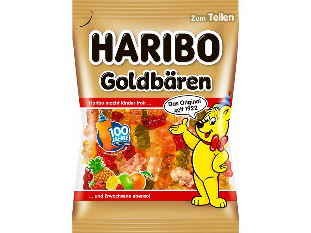 haribo goldbaren ovocne zele cukriky 200 g
