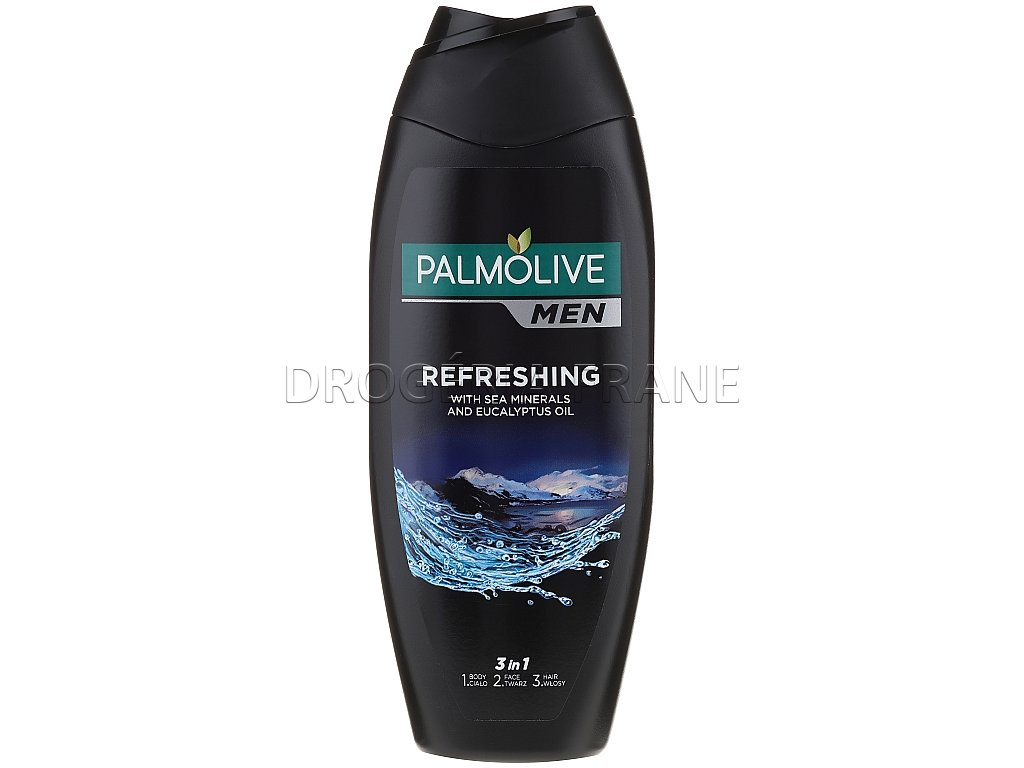 sprchovy gel palmolive 2 v 1 refreshing 250 ml