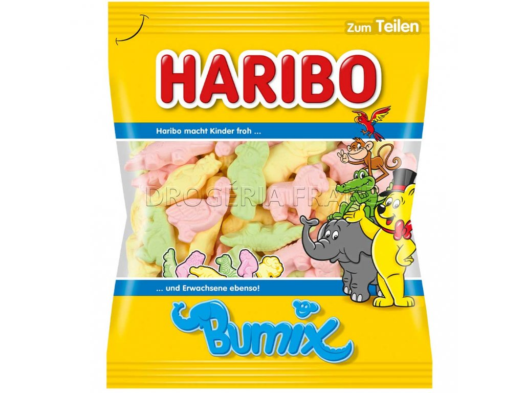 haribo bumix marshmallow 200 g
