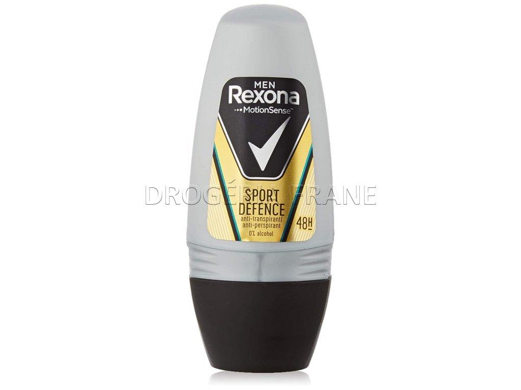 rexona men anti perspirant sport defence roll on 50 ml