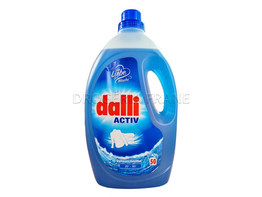 gel na pranie dalli activ 2 75 l 55 prani