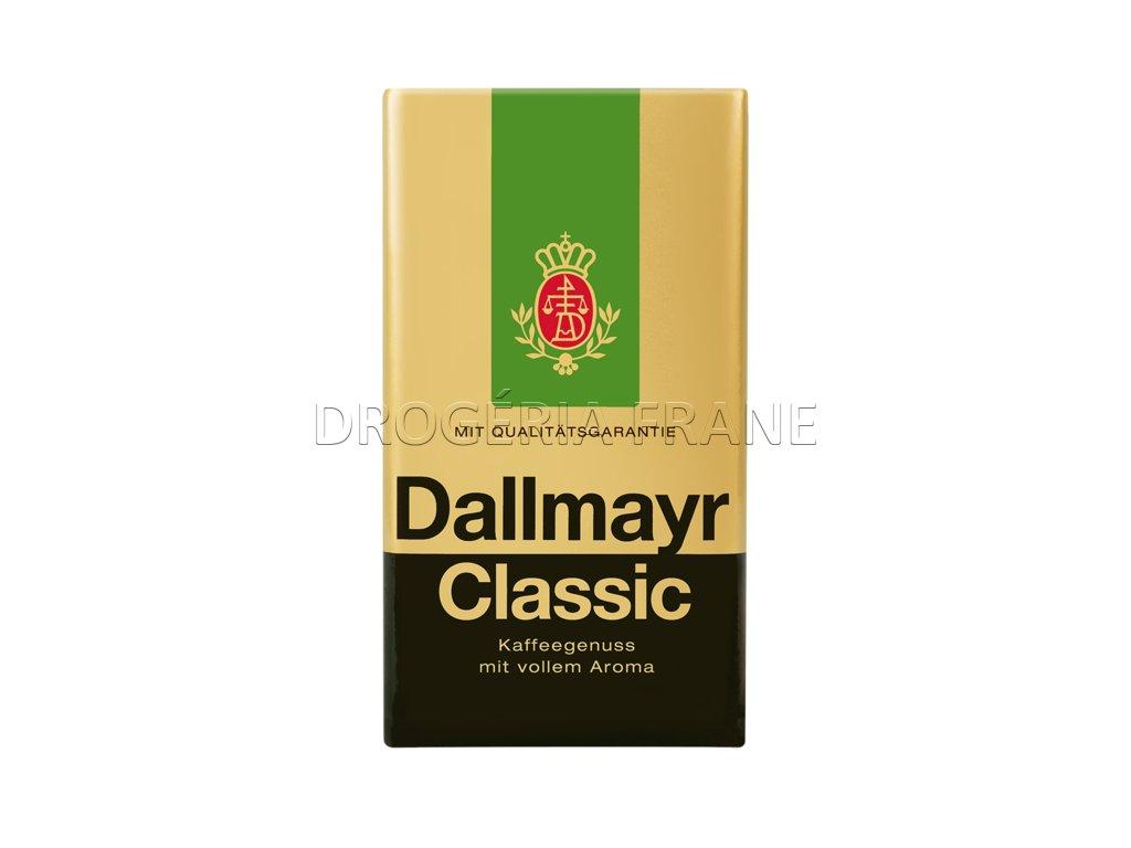 dallmayr classic mleta kava 500 g