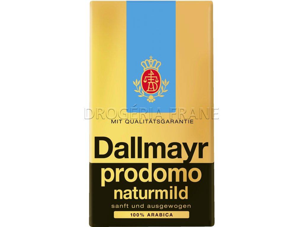 dallmayr prodomo naturmild mleta kava 500 g