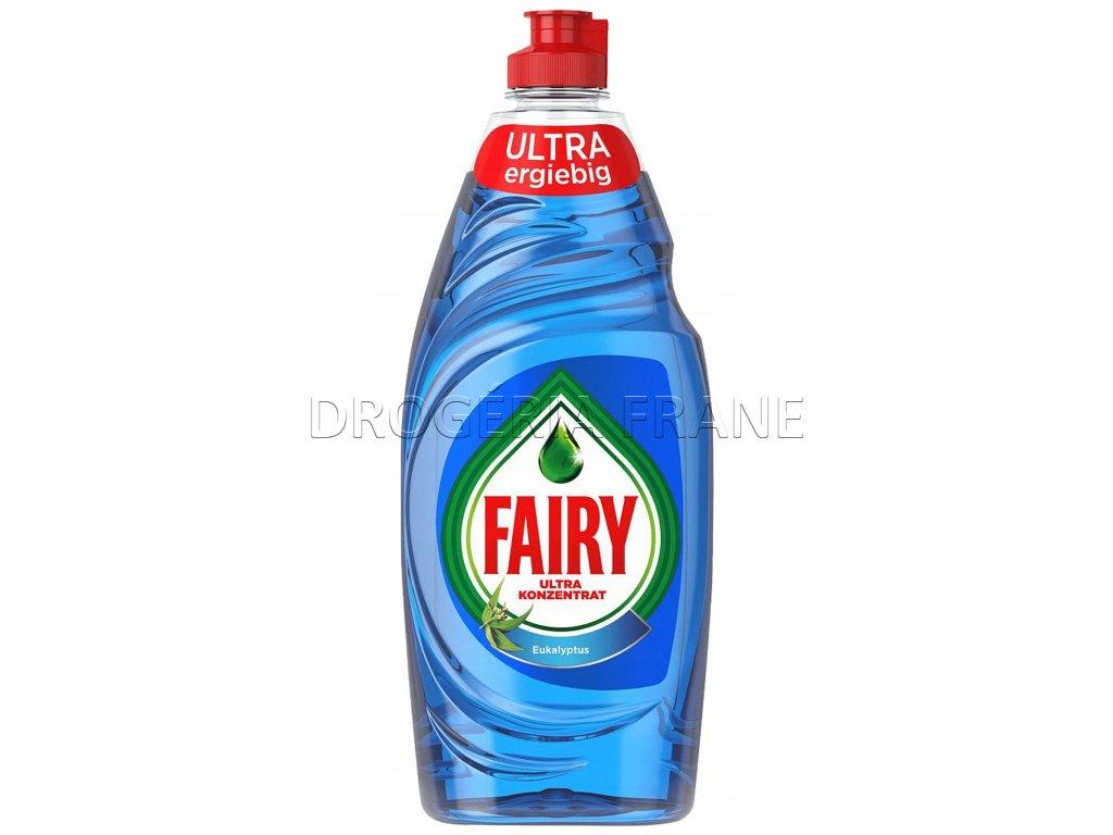 cistiaci prostriedok na umyvanie riadu fairy eukalyptus 625 ml