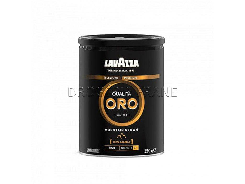 lavazza qualita oro mountain grown mleta kava 250 g