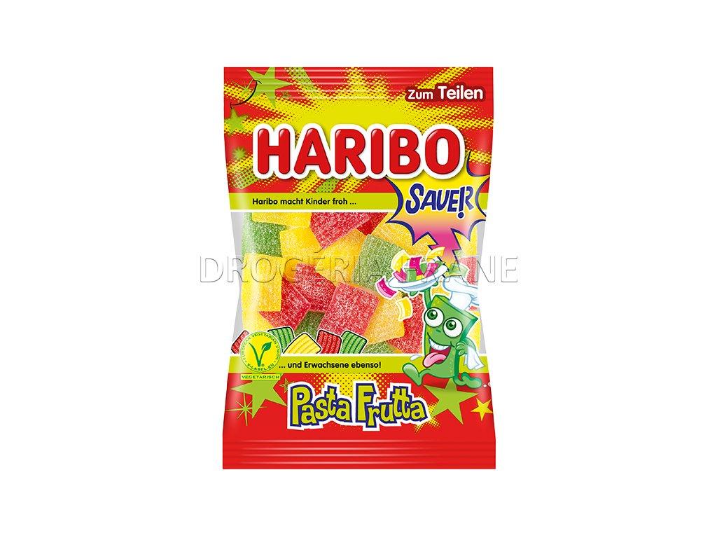 Haribo Sauer Pasta Frutta želé cukríky - 175 g