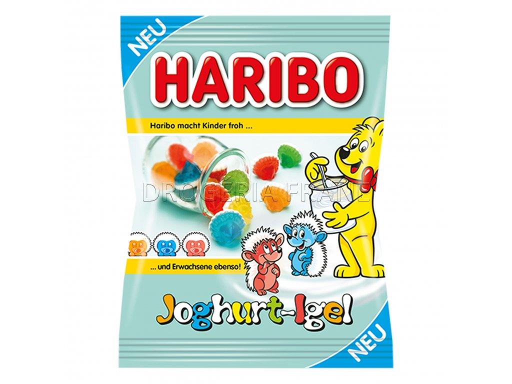 haribo joghurt igel ovocne zele cukriky 175 g