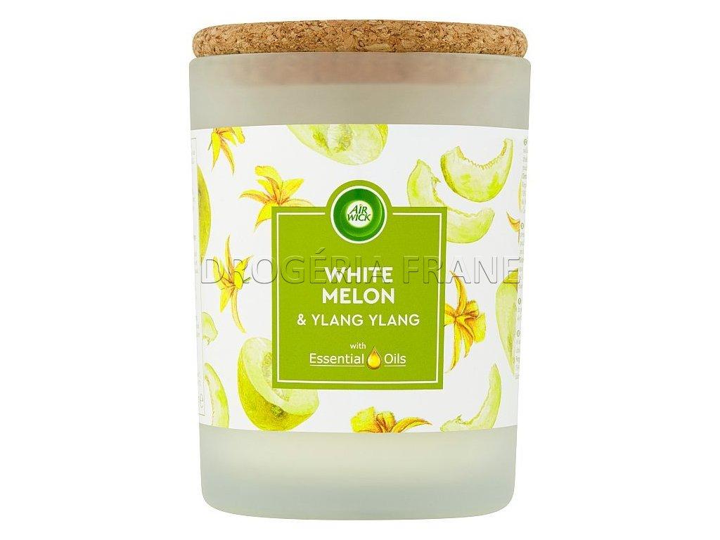 air wick vonna sviecka essential oils white melon biely melen 185 g