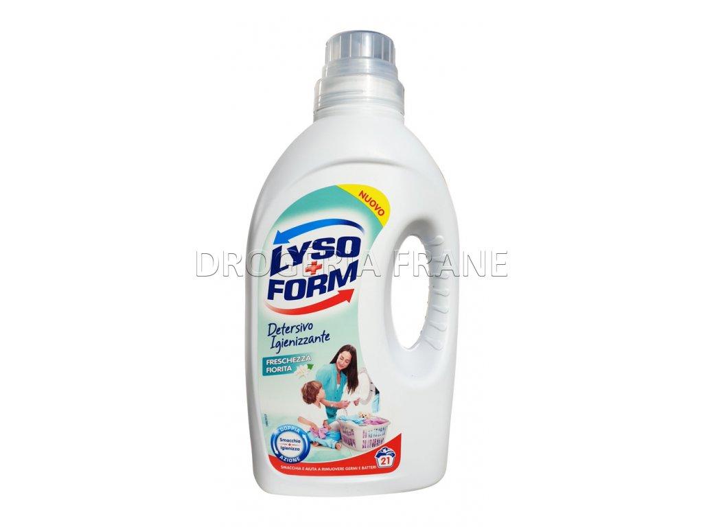 dezinfekcny gel na pranie lysoform freschezza fiorita 1 365 l 21 prani