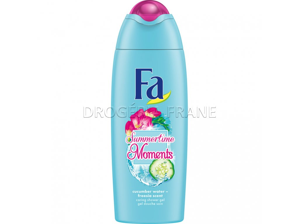 damsky sprchovy gel fa summertime moments 250 ml