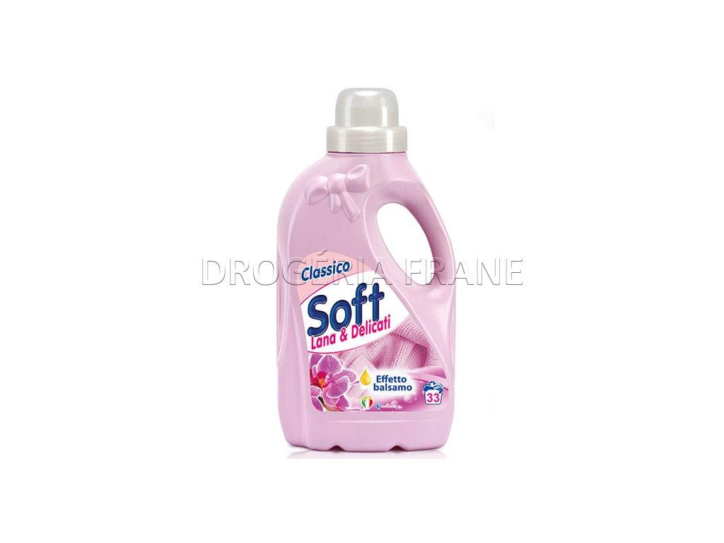 gel na pranie soft classico lana delicati na vlnu a hodvab 2 0 l 33 prani