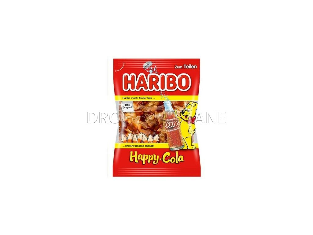 haribo happy original cola zele cukriky 200 g 2