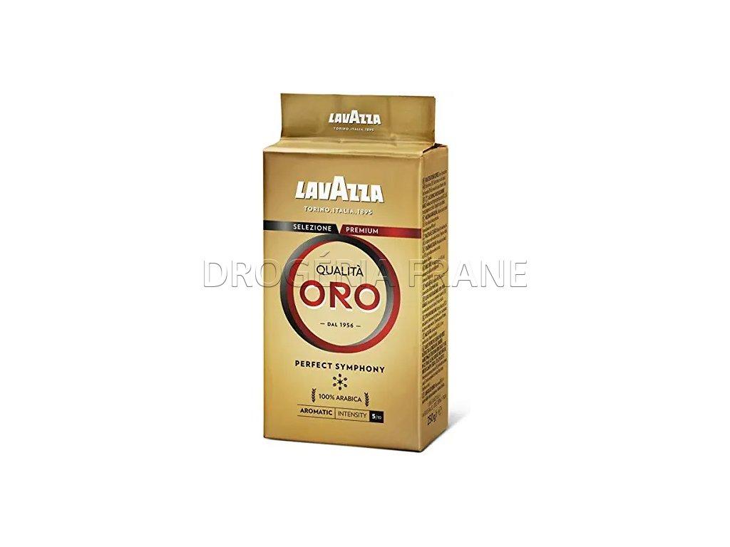 lavazza qualita oro mleta kava 250 g