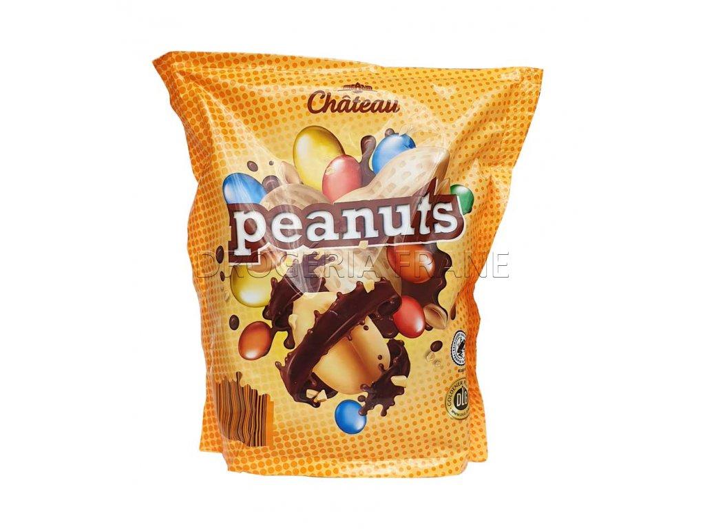 chateau arasidy v cokolade peanuts 400 g