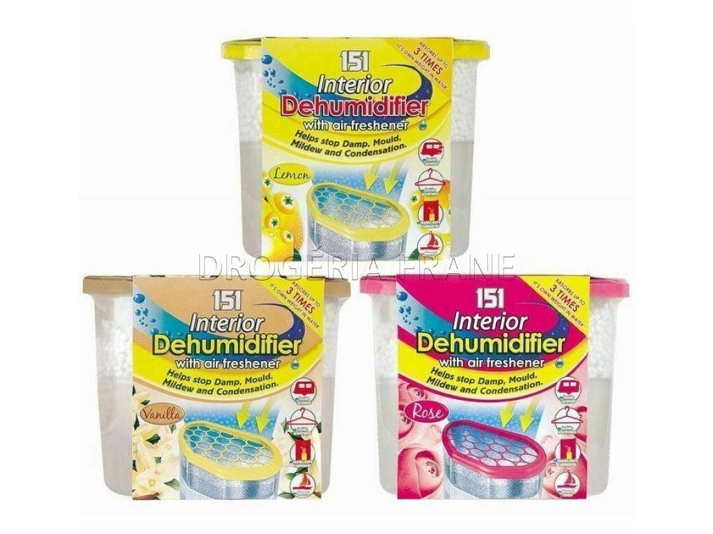 Pohlcovač vlhkosti Interior Dehumidifier