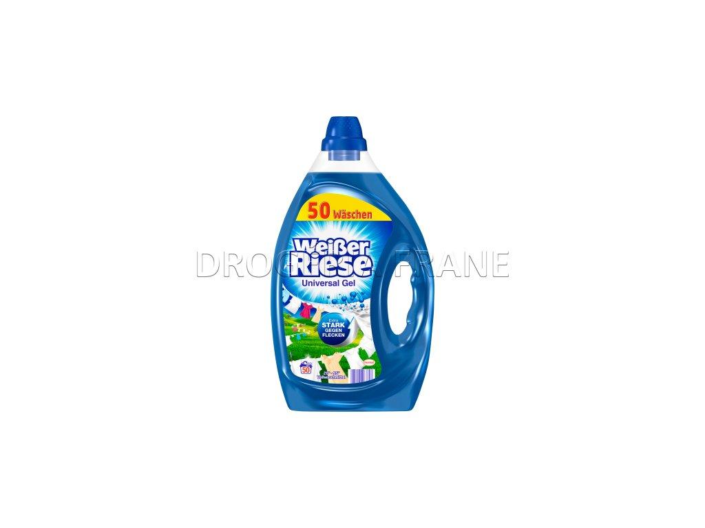 weisser riese universal gel extra stark 2 5 l 50 prani