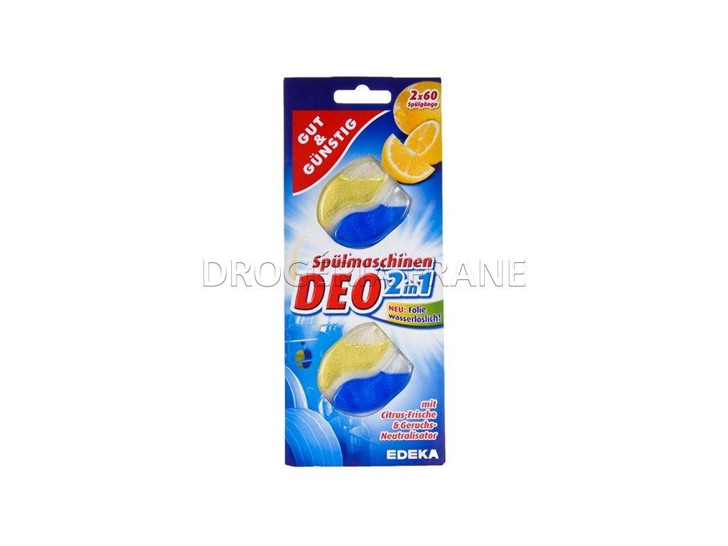 vona do umyvacky riadu gut gunstig 2 v 1 2 x 6 6 ml