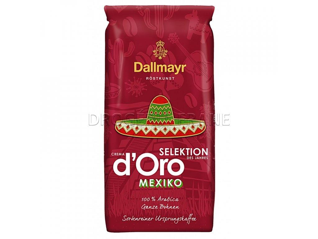 dallmayr crema d oro mexiko zrnkova kava 1 kg
