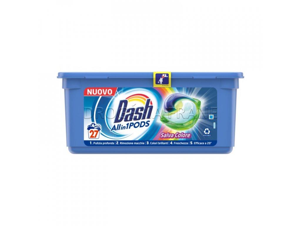 dash salva colore all in 1 kapsule na pranie 30 ks