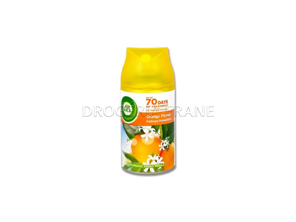 air wick orange flower automatic osviezovac vzduchu sprej 250 ml