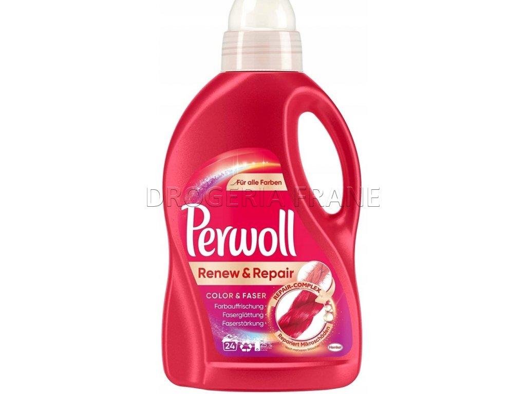 perwoll renew 3d color gel na pranie 1 5 l 20 prani