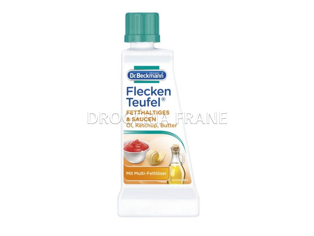 dr beckmann flecken teufel fetthaltiges saucen odstranovac skvrn 50 ml