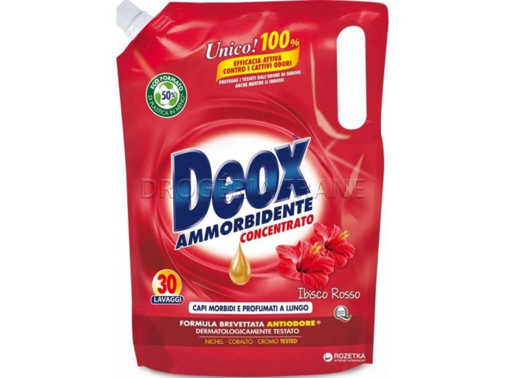 deox ibisco rosso avivaz 750 ml 30 prani