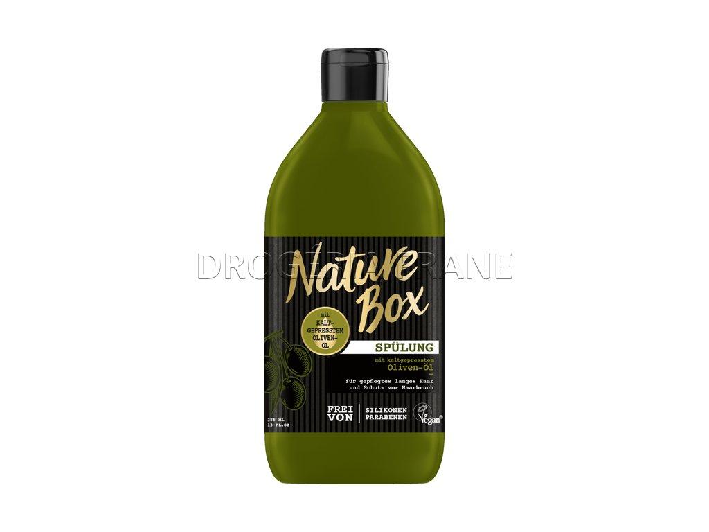 nature box oliven ol damsky kondicioner na vlasy 385 ml