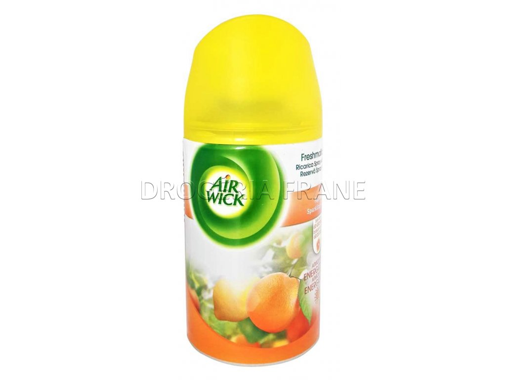 osviezovac vzduchu citrusove plody air wick automatic sprej 250 ml