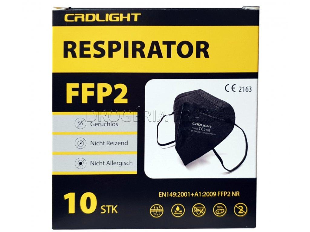 respirator crdlight ffp2 ce 2163 nr 10 ks